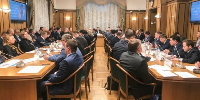 14 декабря 2017 года Государственная Дума Федерального Собрания РФ приняла в первом чтении проект федерального закона № 273179-7